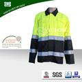 baratos design moderno dos homens de segurança refletivo guarda uniformes personalizados para diretor