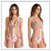 2014 women hot sex photos one piece flower swimsuit