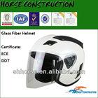 DOT Vintage Open Face Helmet