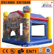 Crazy Fun Newly Design Castle Bed Kids