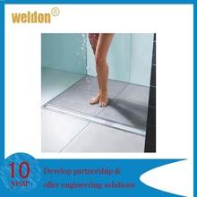 Stylish linear floor drain strainer manufacturer