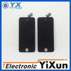 "High quality for iphone 5"" original lcd and digitizer"
