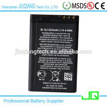 Phone battery for Nokia 5228 5230 Nuron 5235 5800 XpressMusic N900 C3 X6 Lumia 521
