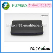 Vspeed Mini Pc Android Hd Dvb-S2 Mpeg4 Digital Satellite Tv Decoder Support 802.11 B/G/N Wireless Protocol