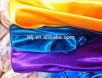 100% POLYESTER SATIN FABRIC 120G/M, printed satin fabric