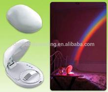 Multi-color Illumination Egg - Rainbow Projector Lamp Sleep Light Starry Sky Projection Romantic Birthday Gift