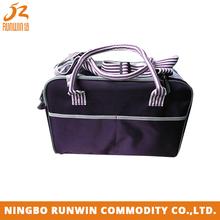 Welcome OEM/ODM purple cute dog carrier bag