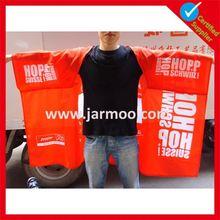 custom events promotional cape flag