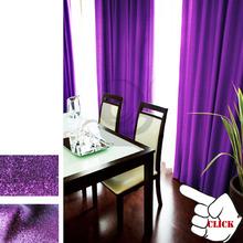 280cm wedding classic high-end salon decorating vintage fabric purple curtain