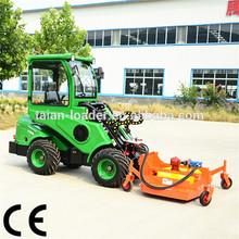 mini trattore dy840 macchine agricole trattore da giardino con tosaerba