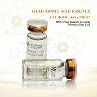 Unique formula extreme skin moisturizing serum QBEKA Happy+ hyaluronic acid serum private label
