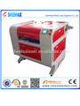 Sh-g460 máquinas a laser para gravação de couro cintos/bolsa/tecido