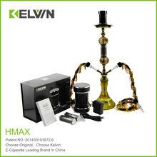 2014 top quality kelvin e hookah vaporizer pen usb hookah pen shisha charcoal in hookah