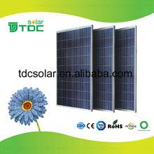 Good Quatliy/High efficiency mitsubishi solar panels for solar system