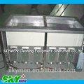 Industria militare usato, armatura vasca di lavaggio ad ultrasuoni macchina di pulizia e risciacquo del serbatoio disponibili