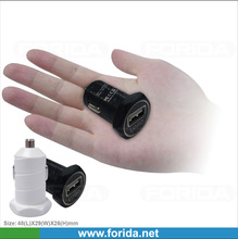 Single USB port car charger car battery charger 12v 24v 36v 48v