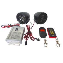 motorcycle mp3 usb player motorcycle alarm radio fm