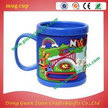 wholesale nescafe tea angela wings travel souvenir 3d mug