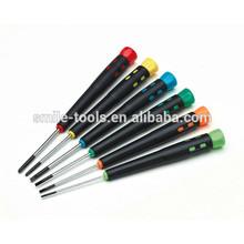 Household hand tools mini screwdriver set