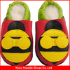 Alibaba fashion fancy design pu leather adult baby shoes for sale