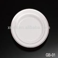 6inch nice plastic plate making machine price , sample free plastic weight plates