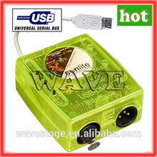 Siud WLK-2008 Good sunlite 1 and sunlite 2 dmx512 usb dmx 1024 console