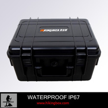 China electronic ABS/PP plastic case