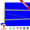 Best price melamine paulownia finger jointed boards with slotting display fixture