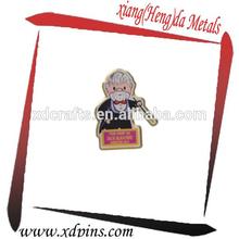 China's public welfare undertakings senior citizen badge