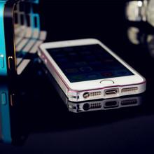 Preminum luxury High Quality Deff Cleave Metal Aluminum Bumper Case for iPhone 5 5s