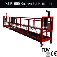 very popular construction powered suspended platform/gondola