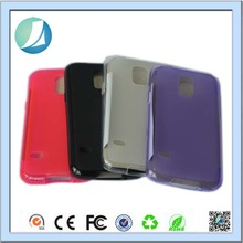 wholesale Soft tpu transparent mobile phone case for samsung galaxy s5 mini