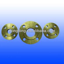 DIN carbon steel plate/flat RF FF flange FL/PL factory/manufacturer