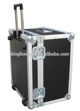 trolley hard black aluminum suitcase KL-TC013