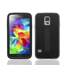 Hot product 100% fit top quality phone case for galaxys5 armor combo cover case for galaxys5