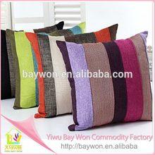 New style Cheapest satin ribbon cushions