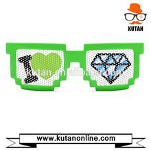 bicchieri di plastica personalizzati promo occhiali da vista con lenti stampato