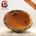 chino de la cerámica de arcilla hechas a mano jar
