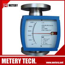 Stainless steel bitumen bulk flow meter