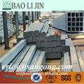 Pre galvanizado de ferro quadrado perfil 140g/m2
