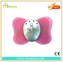 Butterfly Design Body Muscle Massager Electronic Mini Slimming Massager