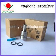 newest rda tugboat atomizer clone atomizer wholesale exgo w3