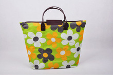 suprior quality india clutch polyester reusable folding shopping bags