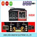 Kn-002uar knstar горячих продаж радио с usb-входом