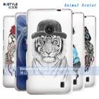 cute animal design mobile phone accessories for Nokia lumia 520 case cover wholesale