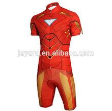 Iron Man cycling kit bike gear no MOQ limit