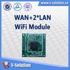 Atheros ar9331 wireless WiFi Adapter with RJ45 port