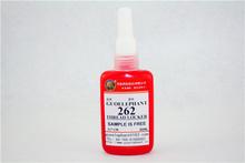 262 Threadlocker, High strength anaerobic adhesive ,3M Guo elephant 262 qulity