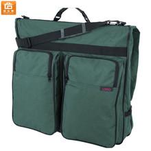 "43"" Custom OEM Portable Folding Hanging Garment Travel Bag"