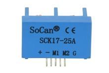 SCK17 Ipn 3A-40A active components pcb current sensor